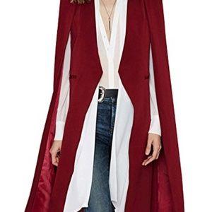 Jackets & Blazers - NWOT Women's Casual Open Front Cape Duster Coat